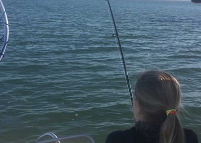 Salty-Water-Fishing-Charters-Dunedin-Clearwater-Florida-Tarpon-Springs-Customers-Happy-Family-Friendly-Catching-Tarpon-Snook-15