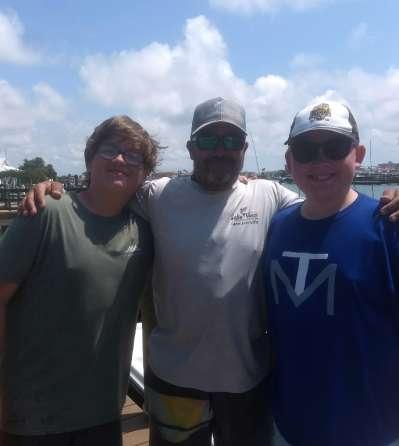 Salty Water Fishing Charters Fishing Trips Tarpon Springs Florida Tampa Bay 15648