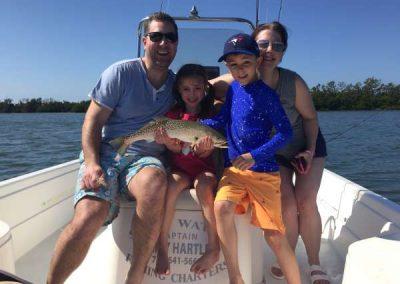 Salty Water Fishing Charters Fishing Trips Tarpon Springs Florida Tampa Bay 2