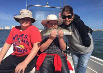 Salty Water Fishing Charters Fishing Trips Tarpon Springs Florida Tampa Bay 23