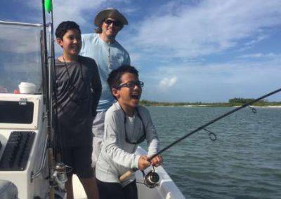 Salty Water Fishing Charters Fishing Trips Tarpon Springs Florida Tampa Bay 345345
