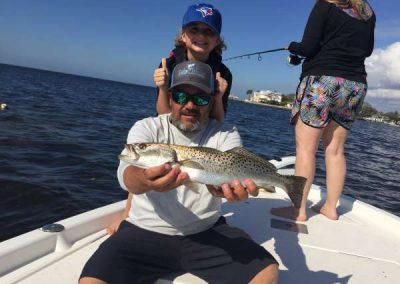 Salty Water Fishing Charters Fishing Trips Tarpon Springs Florida Tampa Bay