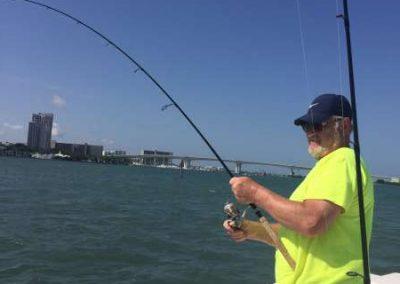 Salty Water Fishing Charters Fishing Trips Tarpon Springs Florida Tampa Bay 6515