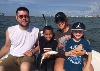 Salty Water Fishing Charters Fishing Trips Tarpon Springs Florida Tampa Bay 6544