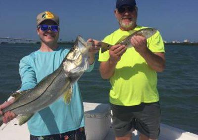 Salty Water Fishing Charters Fishing Trips Tarpon Springs Florida Tampa Bay 878